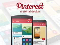 Interaction by David Grand Android Material Design, Android Design, Android Ui, Page Design, Ui Design, Google Material Design, Calendar App, Mobile App Design, Mobile Ui