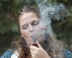 Claudia Marsh of Kawkawlin named 2013 National Women's Pipe Smoking Champion