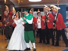 Fasching Characters
