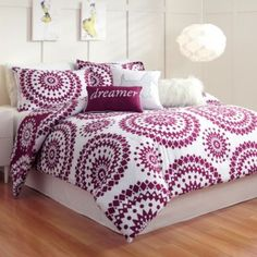 Love this: Vortex Comforter Set - BedBathandBeyond.com