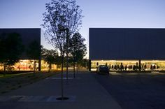 Palo Verde Library / Maryvale Community Center by Wendell Burnette Architects I Like Architecture