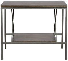 Vanguard Furniture: 8524E-CV - Penelope (Side Table)