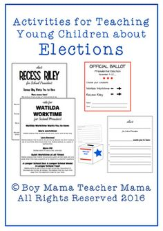 The election process essay