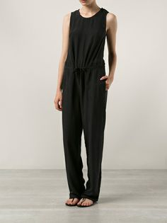 Kristensen Du Nord - georgette jumpsuit. I don't see myself ever wearing a jumpsuit, but this looks really good!