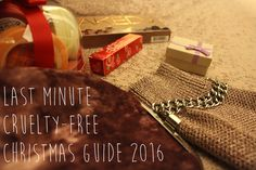 Hi everyone, Happy Friday! With less than 9 days to go until Christmas, I thought it would be handy to make a quick cruelty-free gift guide, for both men and women, to help you get those last minute gifts in time for Christmas day. 😉 Just so you all know all of the companies that I … Continue Reading