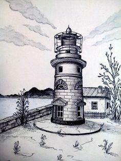 Feodosia st. Iliya Cape Lighthouse