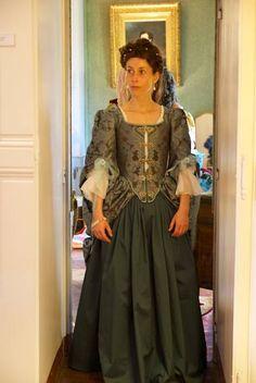 17th Century Fashion, 18th Century, Rococo Fashion, Louis Xiv, Medieval Dress, Historical Costume, Mardi Gras, Renaissance, Cinderella