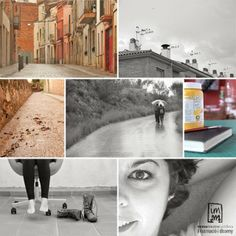 Mosaic de fotos fetes durant l'Atelier de Jackie Rueda.  http://immamestrecunillera.blogspot.com.es/search/label/fotografia