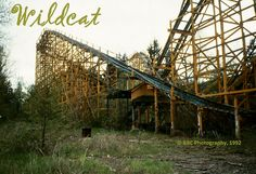 Idora Park Youngstown Old | idora park youngstown oh wildcat roller coaster idora park 1910 1984 ...