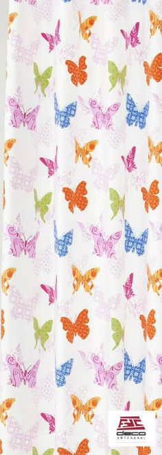 ESTAMPADO MARIPOSAS