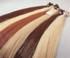 Great Lengths Hair Extensions the best bonded extensions EVER!!! :)