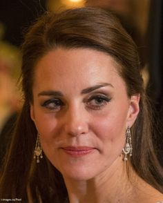 Day one of the Duke and Duchess of Cambridge's two-day visit to Paris came to a close with a glittering gala dinner.         Kensington Pala...