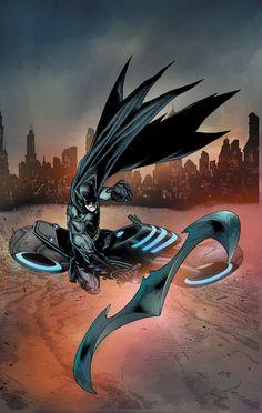 Batman #0 Variant
