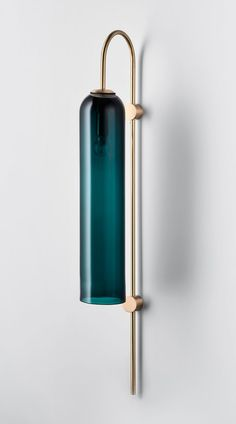 Les luminaires du moment : Applique Float, Drunken Emerald (Articolo)