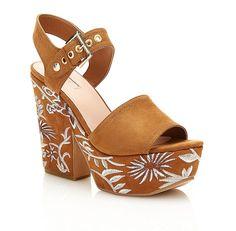 Cuña Zara mediano (1 in a 2 34 in) Zapatos para Mujeres | eBay