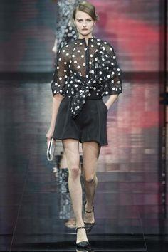 Armani Privé haute couture autumn '14/'15 gallery - Vogue Australia