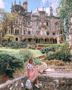 Quinta da Regaleira,Sintra,Portugal. Самый таинственный и мистический парк-дворец Португалии. . .…