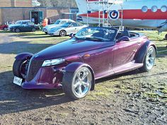 292 Plymouth Prowler (1999) | Flickr - Photo Sharing!