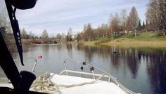 Båtliv på Storsjøen