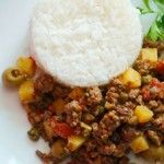 Recetas Con Carne Molida muy típica de la comida mexicana