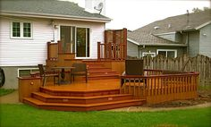 Patio Plus - Roof deck Gazebo On Deck, Diy Pergola, Roof Deck, Pergola Swing, Fire Pit Layout, Patio Plus, Wisteria Pergola, Deck Landscaping, Backyard Patio