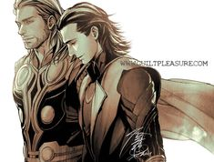 Brothers (Thor and Loki)