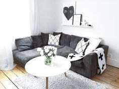5 Top Tips to create a cozy Living Room