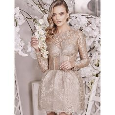 """103 aprecieri, 0 comentarii - SilkLoveAndLace (@silkloveandlace) pe Instagram: """"Silk Love & Lace WHITE COLLECTION French lace dress with cristals  Available online at…"""" Amazing Dresses, Nice Dresses, French Lace, White Lace, Lace Dress, Victorian, Silk, Collection, Instagram"""