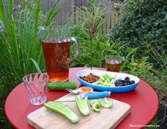 Antiinflammatory Lifestyle in the Garden - Shawna Coronado