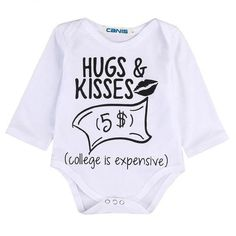 921c08dc5 Hugs Baby Hug, Baby Boy Newborn, Baby Girl Romper, Baby Bodysuit, Baby. Bubs  Kicks