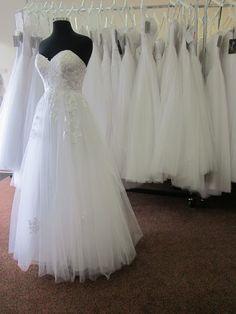 Sunset Bridal Deb Dress (style-13)