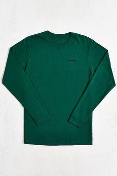 Patagonia Long-Sleeve P6 Logo Tee