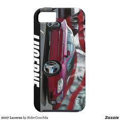 2007 Lucerne iPhone SE/5/5s Case