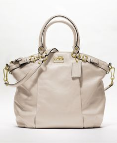 2826d2065f35 COACH MADISON LEATHER LINDSEY SATCHEL Discount Coach Bags