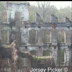 The Great Falls Mill ruins, Rockingham NC, Richmond County. You can't miss this amazing photo opportunity on highway 74. Has become a well-known landmark for those passing through on their way to the coast!