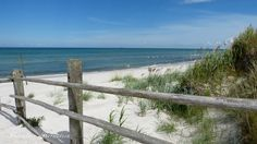 """last beach's transition in Zingst before going on to the most eastern part of the peninsula called """"Pramort"""""""