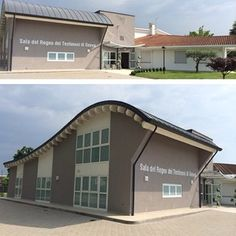 This Kingdom Hall in Castelfranco Veneto, Treviso, Italy has five congregations - 3 Italian, 1 English, 1 Romanian. And a Twi language group. Photo shared by @piccolodaniele Submit your photos etc…