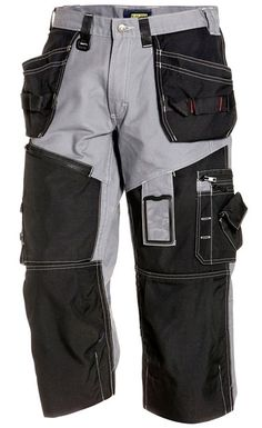 d89f67d52d These Blaklader Pirate Shorts X1500 come with knee pad pockets plus  numorous pockets for your tools