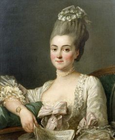 Portrait of a Lady  Jean François Colson (1733–1803)  Brighton and Hove Museums and Art Galleries