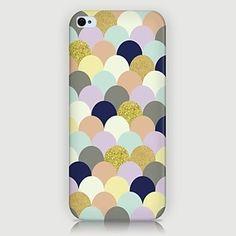 Graphique/Cartoon/Nouveauté - Couvre arrière - pour iPhone 5/iPhone 5S (Multicolore , Plastique) - EUR € 1.95