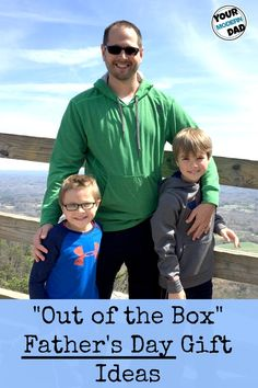 Fathers Day gift ideas that HE WILL LOVE!! (Not your ordinary gift!)