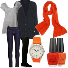 Top 10 Tips How To Wear Orange