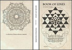 Book of lines (thomas hooper) - patterns, patterns and more  patterns (after the click)