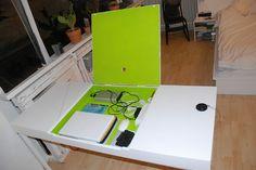 Designer Schreibtisch selber bauen