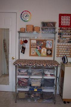 Genial Bakers Rack Storage