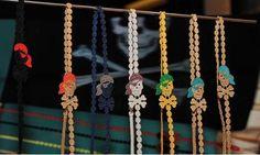 Cruciani skull bracelet