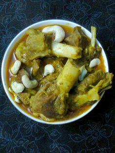 Cookingenuff: Easy Mutton Dumpukth Recipe.