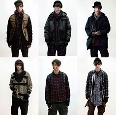 GRIND: White Mountaineering Fall/Winter 2012 Editorial