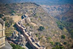 The second-longest continuous wall on the planet protects a hidden secret in the deserts of India.