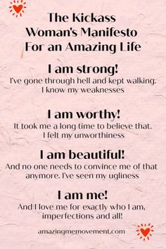25 self worth quotes and self love quotes to build confidence and help with low self esteem. 25 Self Worth Quotes to Build Confidence Positive Affirmations Quotes, Affirmation Quotes, Quotes Positive, Morning Affirmations, Affirmations For Love, Strong Mind Quotes, Positive Psychology, Positive Words, Positive Thoughts